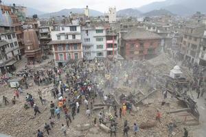 Este ha sido el peor terremoto que haya sacudido violentamente a Nepal.
