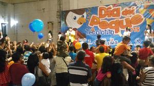 """Gran asistencia tuvo la celebración del """"Día del Peque"""" en Intermall Laguna."""