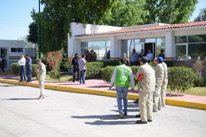 Simas tomó posesión de la Planta Tratadora de Aguas Residuales (PTAR), y sacó a Ecoagua de las instalaciones concesionadas desde 1999.