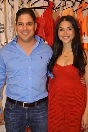 Gerardo y Mónica.