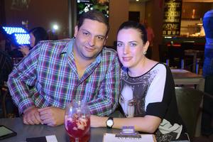 Vidal y Berenice.