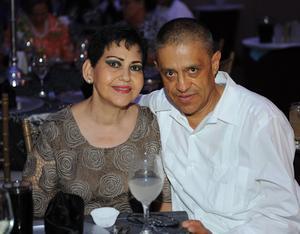 Silvia y Julio.