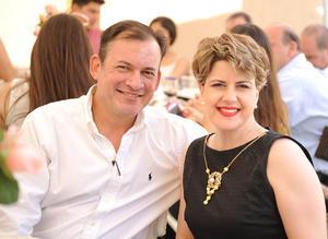 Óscar y Susana.