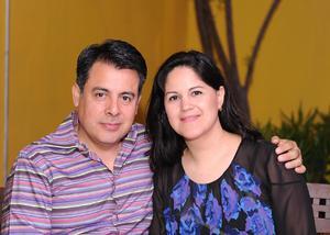 Alejandro y Alma.