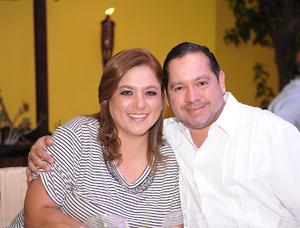 Laura y Luis Carlos.