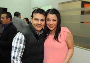 Ramiro y Mónica.