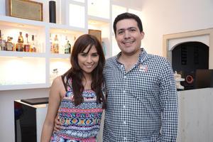 Karla y Jorge.