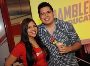 Silvia y Carlos.