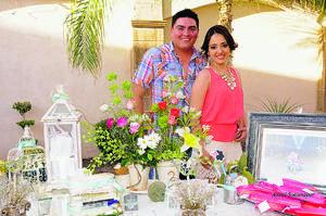 José María Rodríguez Gutiérrez y Paola Carolina Hernández Ávila.- Annel Sotomayor Fotografía