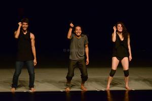 Todos los bailarines participantes son becarios del FONCA