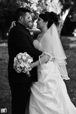 26042015 José Alfredo Duque Torres y Karla Daniela Sánchez Rodríguez.- DAMEGAN Fotografía