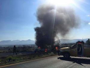 Entre los muertos se encuentran tres militares que tripulaban un helicóptero que fue alcanzado por disparos de presuntos delincuentes en una agresión ocurrida en el municipio de Villa Purificación.