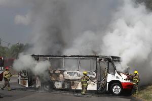 Alarma y temor causaron los hechos violentos y bloqueos registrados desde la mañana del viernes en Jalisco.