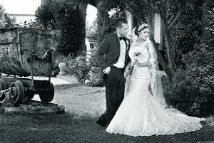 José Luis Sosa Robles y Karla Ríos Medina.- Laura Grageda Fotografía