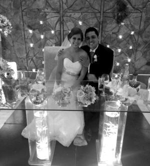 Diana Hernández Buendía y Jesús Manuel Álvarez Vargas.