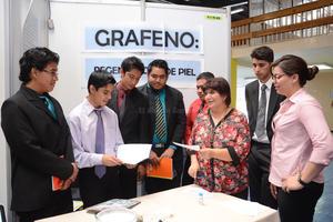 Sandra Casillas, coordinadora de la Expo Ciencias Coahuila-Durango 2015, comentó que Coahuila tenía 17 años sin contar con un foro de ciencias, y esta es la tercera vez que se realiza con el apoyo de la iniciativa privada.