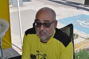 """""""Los ciclistas organizados de La Laguna creemos que las vidas y el bienestar de todos los que habitamos este municipio tienen el mismo valor. Estamos también convencidos que toda vida es sagrada y que toda muerte en nuestras calles es injustificable e inútil"""", expuso Francisco Valdés Perezgasga, miembro fundador de Ruedas del Desierto"""