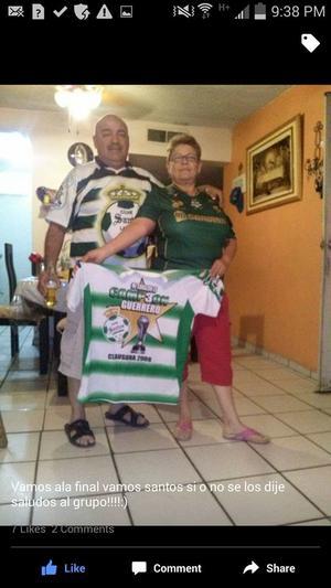 Ramón Andrade Valles y Rosy Torres desde Cd. Juárez, Chihuahua.