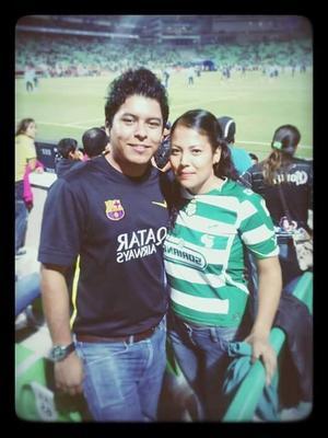 Pedro y Karla.