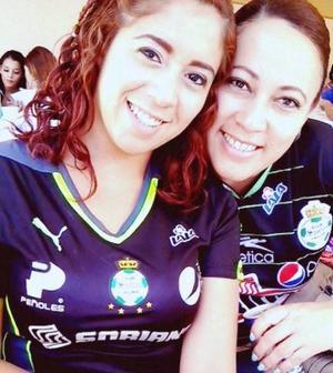 Norma Aracely Rubio y Karla Aracely Alvarado.