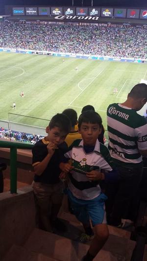 Max y Emiliano.