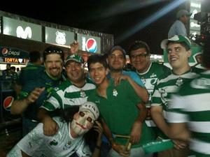 Federico, Caliche, Diego, Federico, Gilberto y Leopoldo.