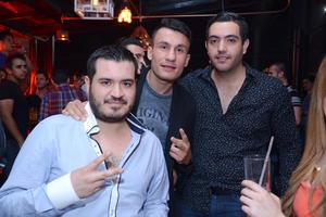 Enrique, Massa Ortiz y Gerardo.