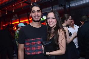 Manuel y Marlene.
