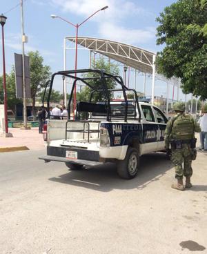 Un grave incidente se reportó en Lerdo, donde sujetos armados intentaron secuestrar a representantes del PAN de la casilla ubicada en la colonia Nueva Jerusalén.