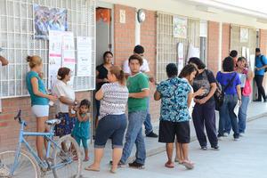 En Torreón se descartaron incidentes en las primeras horas de la jornada electoral.