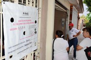 Cerca de las 10 de la mañana, la Dirección de Seguridad Pública Municipal de Torreón reportó el 100 por ciento de las 803 casillas abiertas en el municipio.