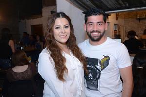 Sofía y Javier.