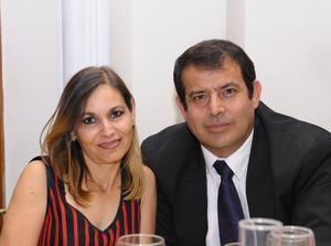 Brenda y Fernando.