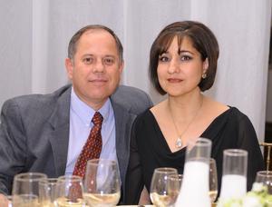 Roberto y Sandra.