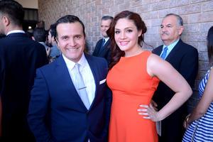 Daniel y Angélica.