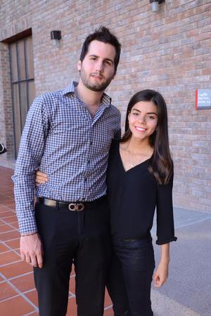 Nico y Cecy.