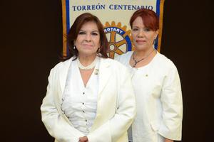 Juanita y Magda.
