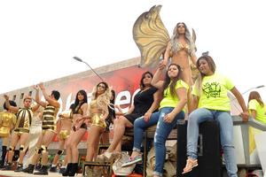 El contingente estuvo conformado por personas provenientes de los municipios de Matamoros, Francisco I. Madero, San Pedro y Torreón, así como de Gómez Palacio y Ciudad Lerdo, además de invitados especiales de la ciudad de Monterrey, Nuevo León.