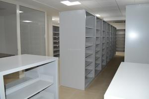 El Seminario inició el año pasado la reconstrucción de su edificio académico.
