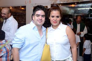 Carlos y Sofía.