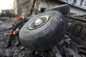 Esta es la segunda vez que la ciudad de Medan vive una catástrofe aérea, pues en 2005 un avión de la compañía local Mandala Airlines se estrelló poco después de su despegue en una zona muy poblada, causando la muerte de 150 personas.