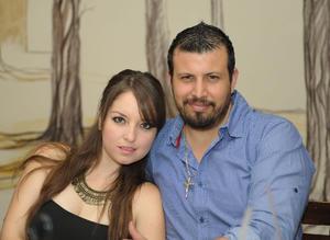 Alejandra y Cristóbal.