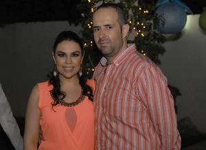Daniela y Guillermo.