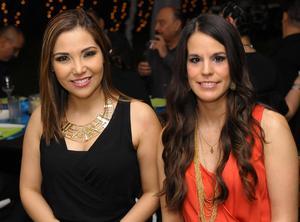 Fabiola y Raquel.