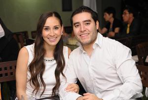 Mariana y Enrique.
