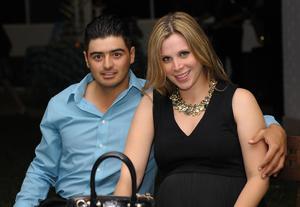 Rafa y Marisol.