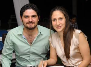 Ricardo y Eugenia.