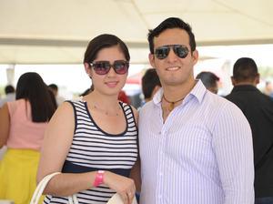 Edna y Yussef.