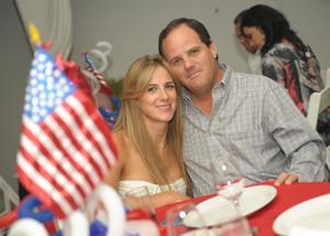 Gisela e Iñaqui.