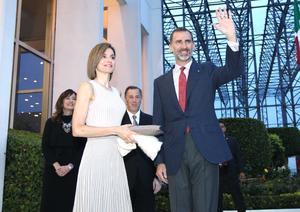 El secretario de Relaciones Exteriores, José Antonio Meade, les dio la primera bienvenida oficial.